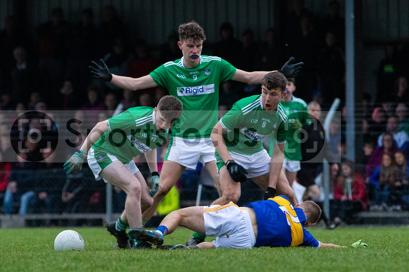 Friday, April 24 2019 Electric Ireland Munster Minor Football Championship - Tipperary vs Limerick