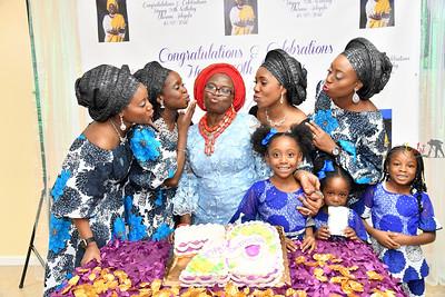 Mrs. Oluremi  Grace Adeyefa