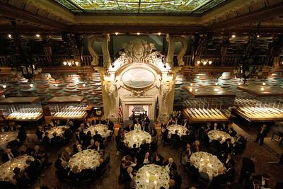 Annual Awards Dinner - New York Yacht Club 2017