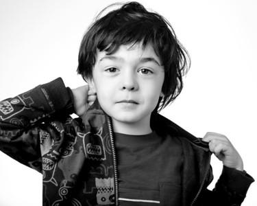 Logan Age 4
