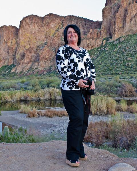 Linda's Visit To Phoenix