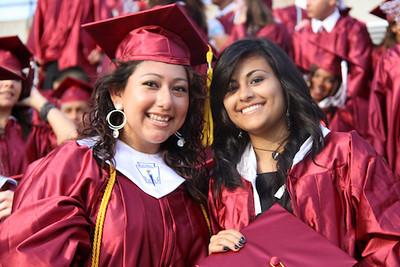 Robert E. Lee Graduation 2010