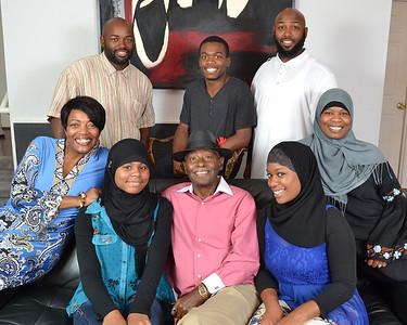 Yolanda's Family