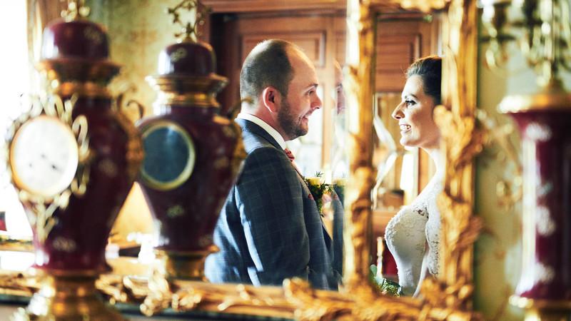 Claudia & Eoghain- a wedding in Glenlo Abbey