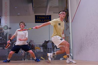 2013-03-01 Blake Reinson (Brown) and James Kacergis (Navy)