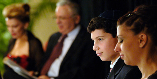Marc Gabriel Bar Mitzvah