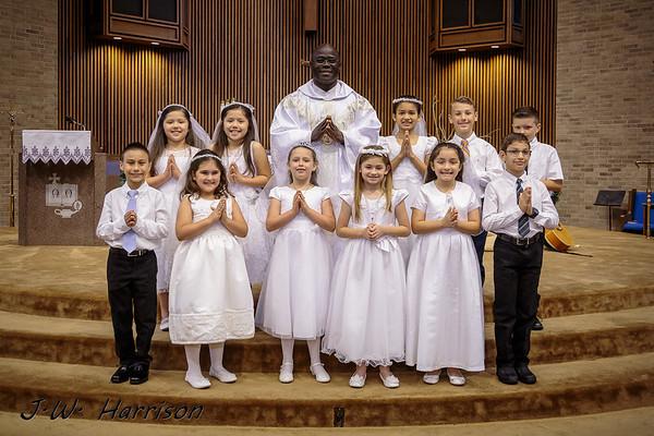 2017 - HFCC First Communion Celebration