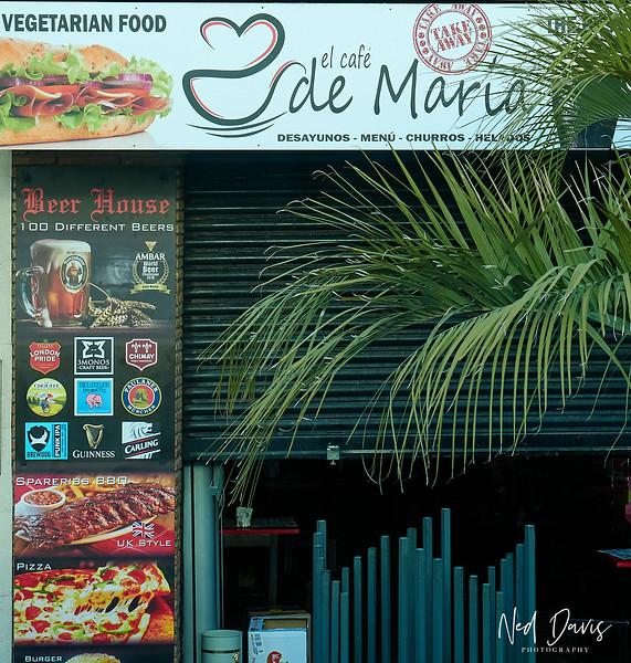 El Café de María