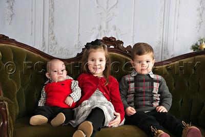 Butler Family  Christmas 2018