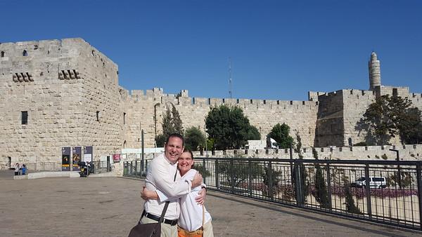 2015 Israel Site Visit
