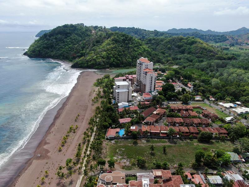 Tropical Jaco Beach, Costa Rica