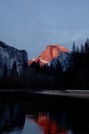 Yosemite - February 2006: Day 2