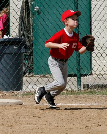 2012 Golfmoor Pinto Fall Baseball