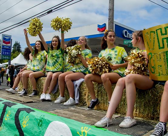 Grand Parade Set five