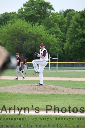 JV Baseball May 18 HLWW