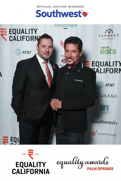 EQCA Equality Awards 2018 - Palm Springs