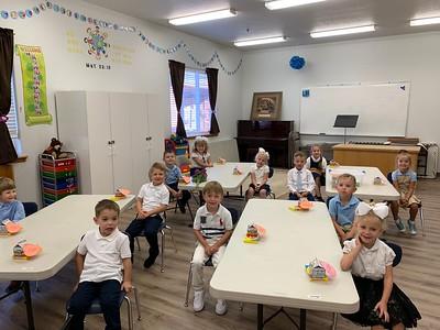 2019-2020 Kindergarten