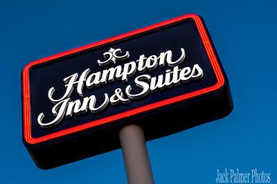 The HAMPTON INN (Rockwall, TX)