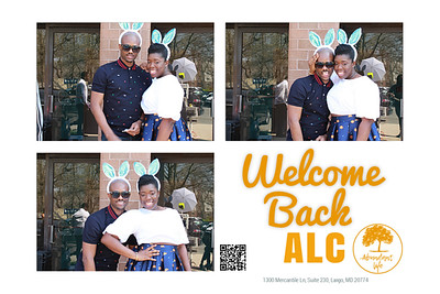 Welcome Back ALC