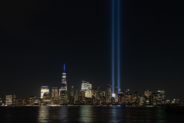 Tribute in Light - New York City - 9/11/19