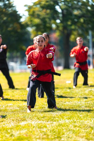 Callahans Karate Bedford Day 2019