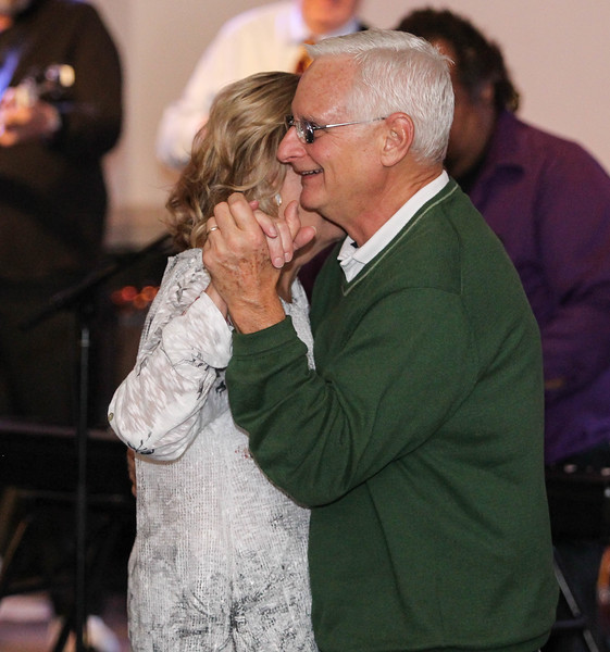 February 23, 2019: An couple dances to the music of the Strangers Band during the Winter Dinner/Dance Christmas in April event in Clinton. Photo by: Chris Thompkins/Prince George's Sentinel