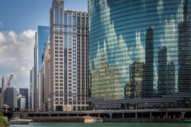 September 3 - Chicago River buildings.jpg