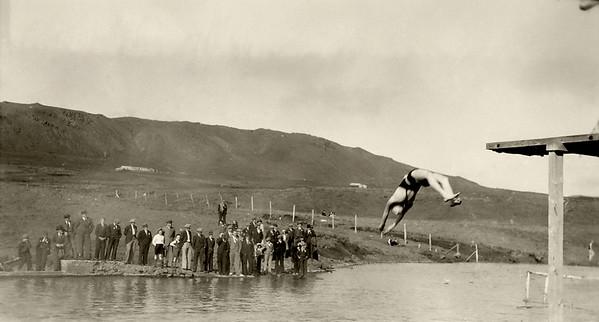 Sundmeistaramót Álafossi 1935