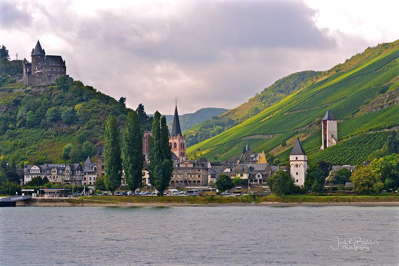 Rhein River, Germany