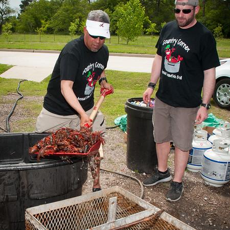 Country Corner Crawfish Boil