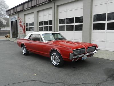 1967 Mercury Cougar - For Sale