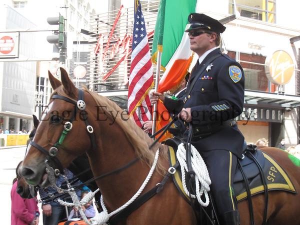 Jen's-Saint Patrick's Day Parade 2011