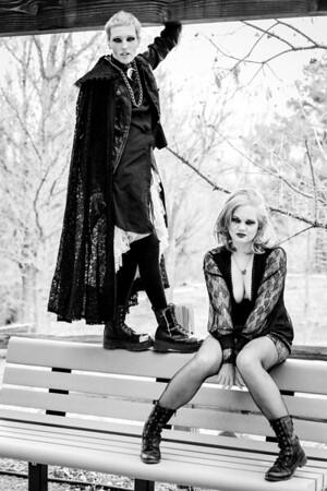 Goth Shoot