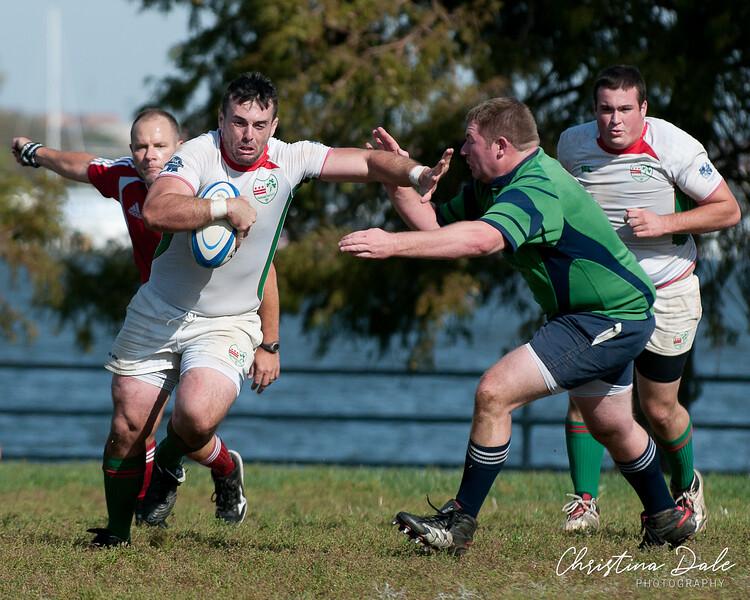 Irish vs Severn River A 10.30.10
