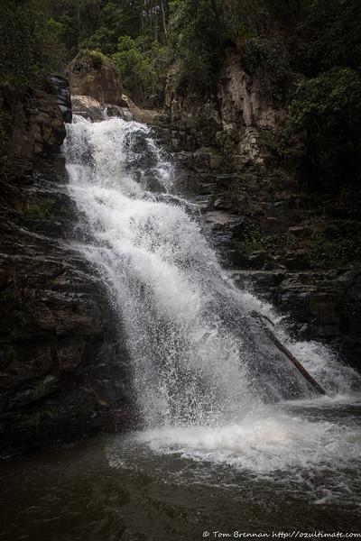 Mulangang Falls