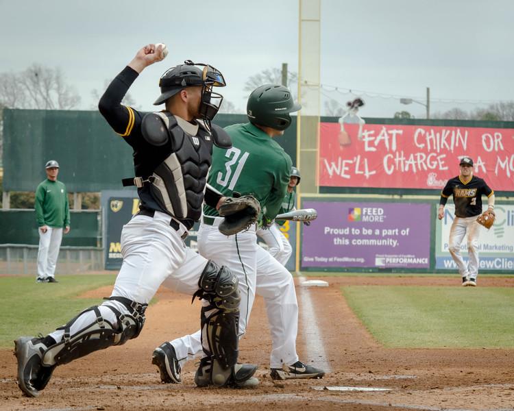 3.10.18 Binghamton vs VCU Baseball