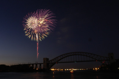 ASTORIA FIREWORKS 2010
