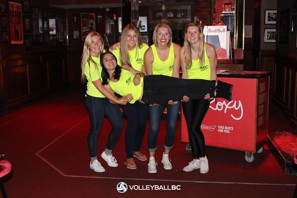 VBC Player Plus Party @ Roxy Van