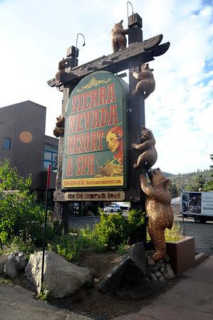 Road trip Sept 2016, Mammoth, Yosemite & Cambria