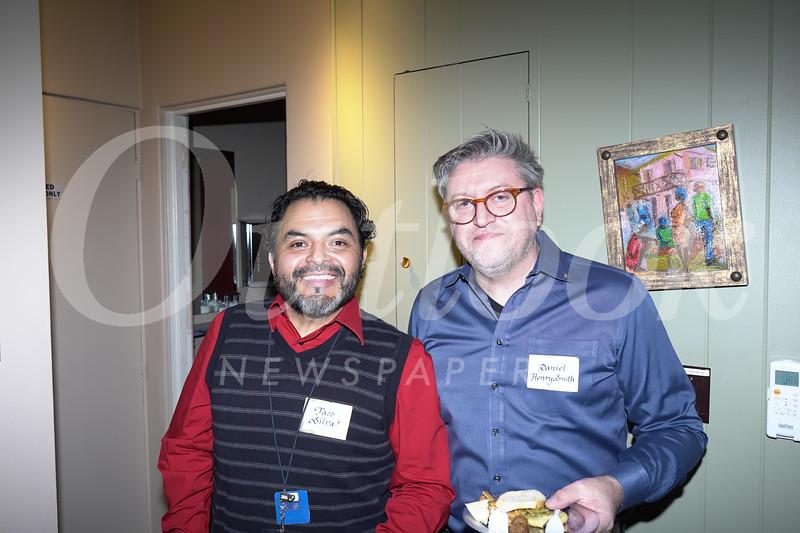 Paco Silva and Daniel Henry Smith