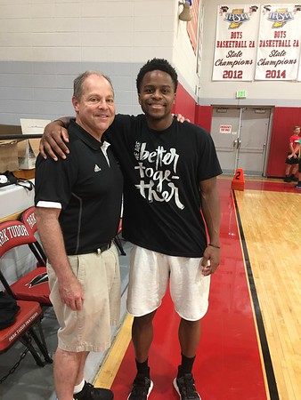 Yogi Ferrell Basketball Camp (7/22/18)