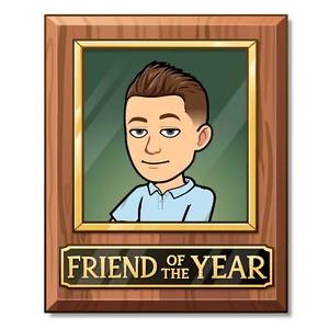Mrs Franzen 4th grader 2020