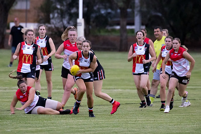 Round 1 - Griffith Swans v North Wagga