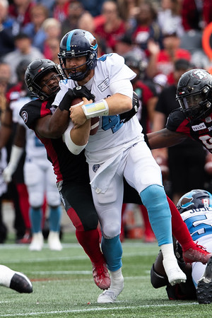 20190907 Argonauts vs Redblacks