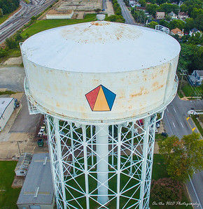 Newport News Water Works Water Tower