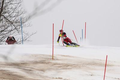 MN State High School Alpine Race 2021