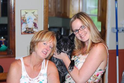 Kathy's birthday - Aug 6th 2011