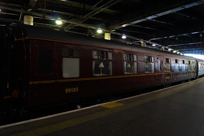 London & C Stock Explorer Railtour 13th April 2014