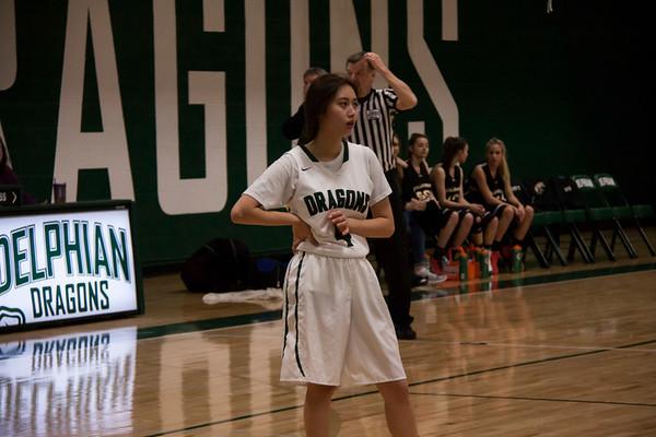 Girls Basketball vs Columbia Christian