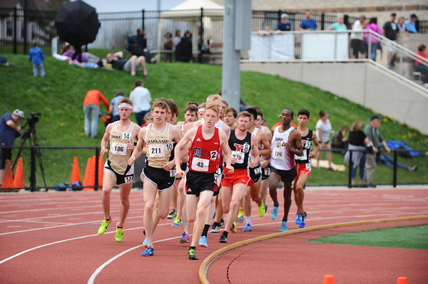 Men's 5000 Finals - Gallery 1 - 2018 Horizon Outdoor